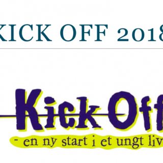 Kick Off 2018 på Knaben