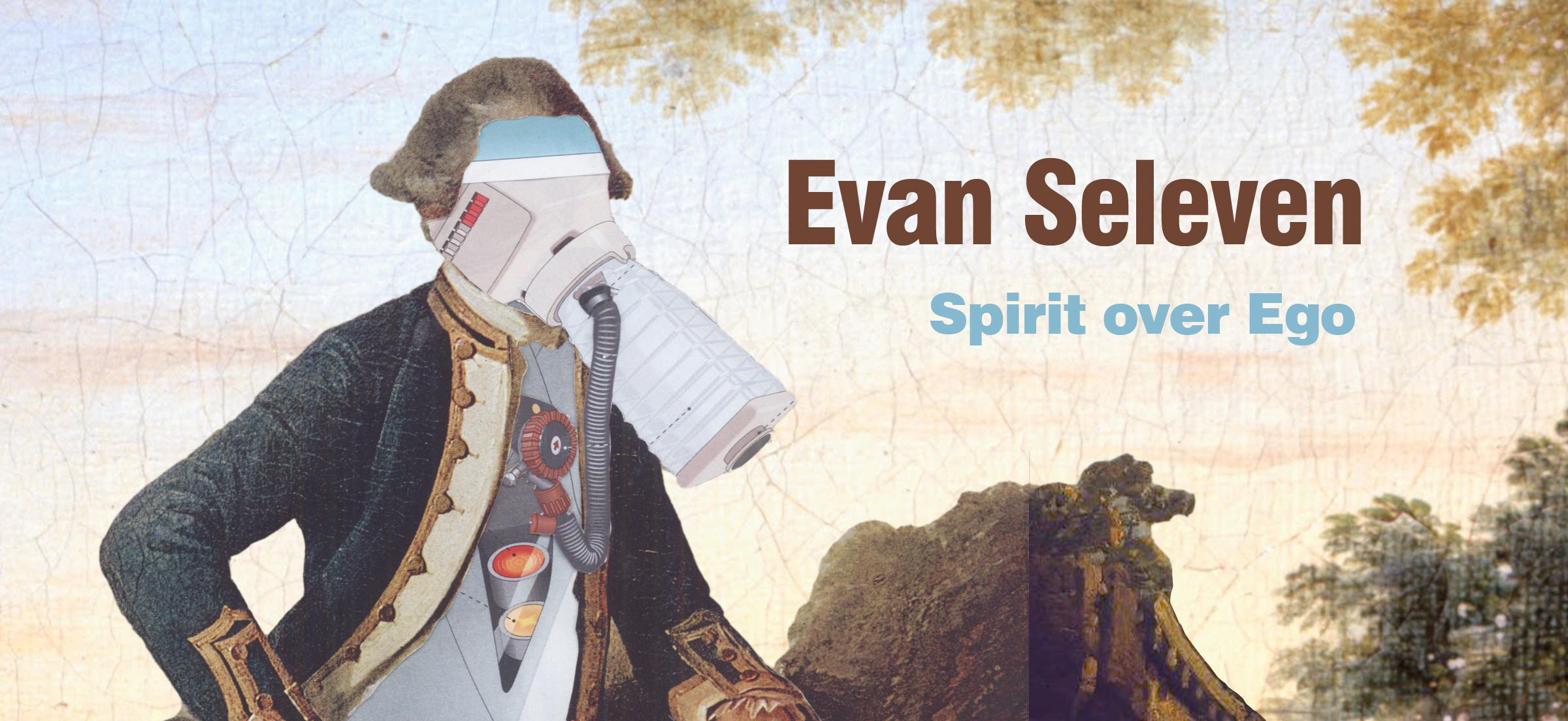 Evan Seleven Spirit over Ego